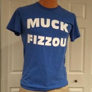 Muck Fizzou T-shirt size small